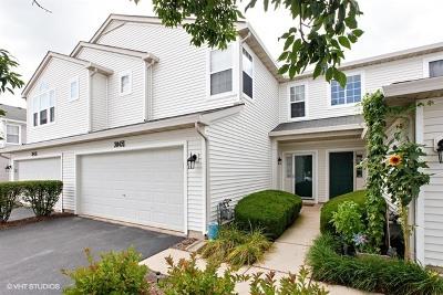 Plainfield Condo/Townhouse Price Change: 3045 Creekside Drive