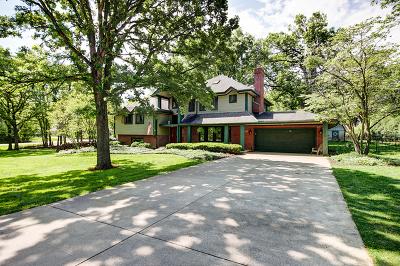 Palos Park Single Family Home For Sale: 12702 South 81st Court