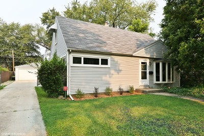 Lombard Single Family Home Contingent: 440 North Craig Place