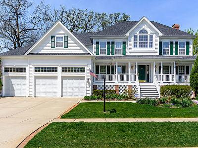 Woodridge Single Family Home For Sale: 6373 Greene Road