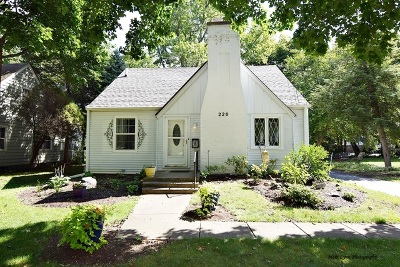 Batavia Single Family Home For Sale: 220 North Jackson Street