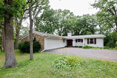 Crystal Lake Single Family Home Contingent: 5717 Hickory Lane