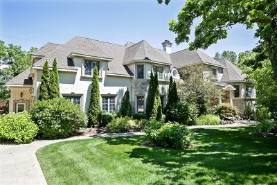 St. Charles Single Family Home For Sale: 38w220 Heritage Oaks Drive