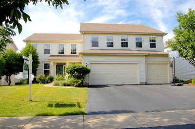 Bolingbrook Single Family Home Contingent: 792 Brompton Lane