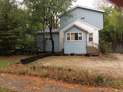 Downers Grove Single Family Home For Sale: 6140 Fairview Avenue