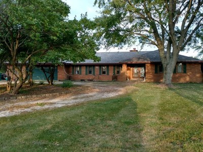 Beecher Single Family Home For Sale: 32537 South Ashland Avenue