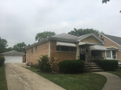 North Riverside Single Family Home For Sale: 2526 South 4th Avenue
