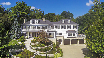 Glen Ellyn Single Family Home For Sale: 654 North Park Boulevard