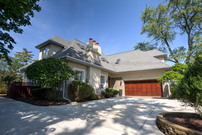 Willowbrook Single Family Home For Sale: 6320 South Madison Street