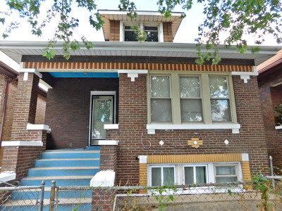 Summit Single Family Home For Sale: 7622 West 62nd Street