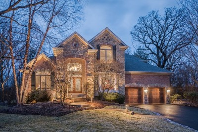 Lisle Single Family Home For Sale: 2532 Pebble Creek Drive