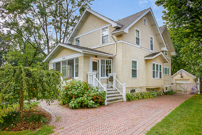 Glen Ellyn Single Family Home For Sale: 306 Forest Avenue