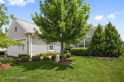 Huntley Single Family Home Contingent: 12474 Arlington Drive