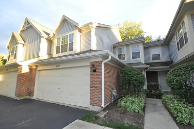 Warrenville Condo/Townhouse For Sale: 30w059 Penny Lane