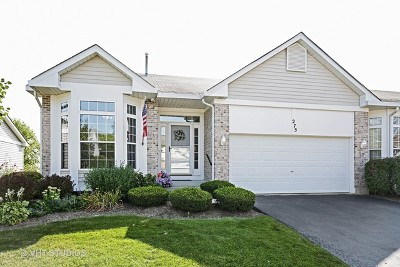 Cary Condo/Townhouse Contingent: 275 Firenze Drive #275