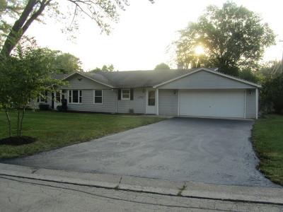 Woodridge Single Family Home For Sale: 2571 Forest Glen Parkway