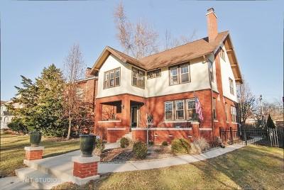 Oak Park Single Family Home Contingent: 908 Linden Avenue