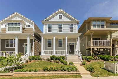 Wheaton Single Family Home For Sale: 309 North Blanchard Street
