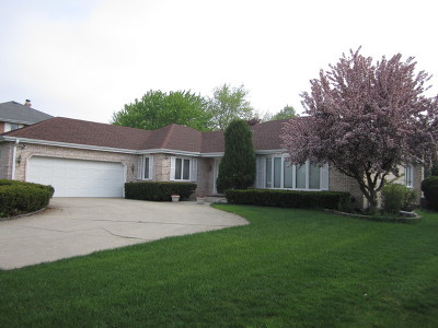 Willowbrook Single Family Home For Sale: 6621 Rodgers Drive