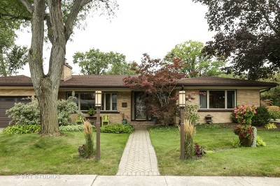 Chicago Single Family Home For Sale: 5969 North Leader Avenue