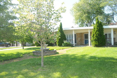 Norridge Single Family Home For Sale: 7838 West Carmen Avenue