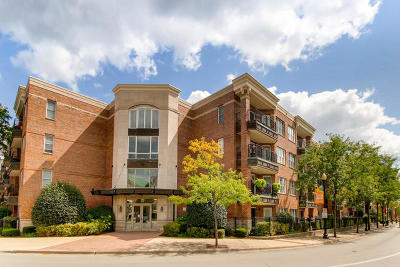 Wheaton Condo/Townhouse Contingent: 111 North Wheaton Avenue #306
