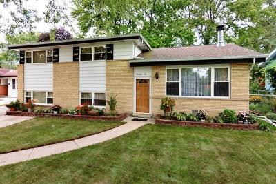 Mount Prospect Single Family Home For Sale: 1410 North Sauk Lane