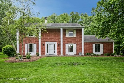 Sleepy Hollow Single Family Home For Sale: 945 Willow Lane