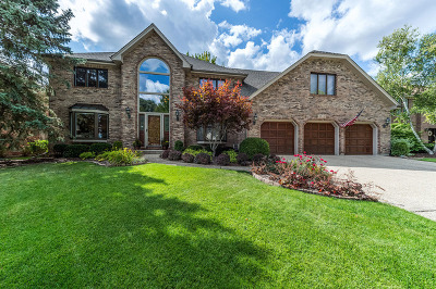 Naperville Single Family Home For Sale: 1612 Imperial Circle