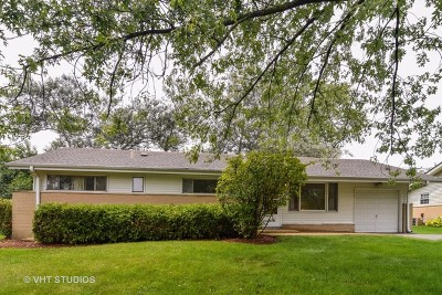 Hoffman Estates Single Family Home For Sale: 260 Payson Street