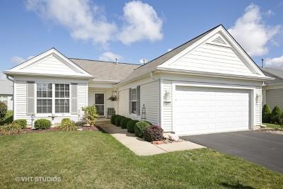 Huntley Single Family Home Contingent: 13552 Wildwood Lane