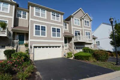 South Elgin Condo/Townhouse Contingent: 326 Hickory Lane