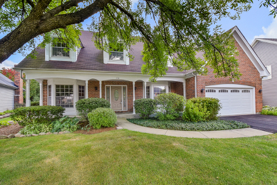 Wheaton Single Family Home For Sale: 734 Buckingham Court