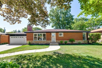 Franklin Park Single Family Home Contingent: 10117 Westmanor Drive
