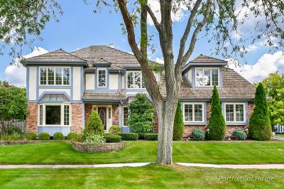 Wheaton Single Family Home For Sale: 2063 Somerset Lane