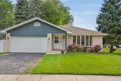Crestwood Single Family Home Contingent: 14242 Karlov Avenue
