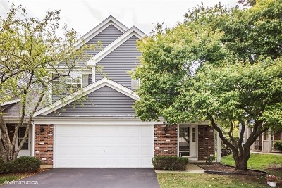 Downers Grove Condo/Townhouse Contingent: 6506 Barclay Court