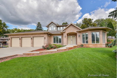 Naperville Country Estates Single Family Home For Sale: 25w230 Kame Court