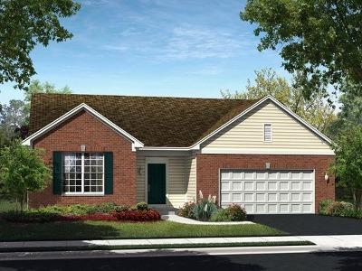 Bartlett Single Family Home For Sale: Lot 3 Abbott Court