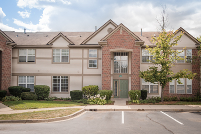 Crystal Lake Condo/Townhouse Contingent: 1644 Carlemont Drive #A
