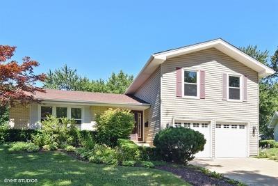 Hoffman Estates Single Family Home Contingent: 1306 Blair Lane