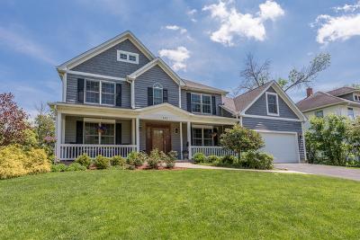 Glen Ellyn Single Family Home For Sale: 345 May Avenue