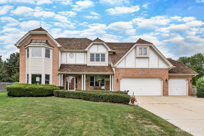 Aurora Single Family Home Contingent: 2350 Inverness Court
