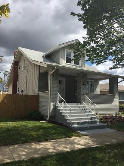 Franklin Park Single Family Home For Sale: 3225 Scott Street