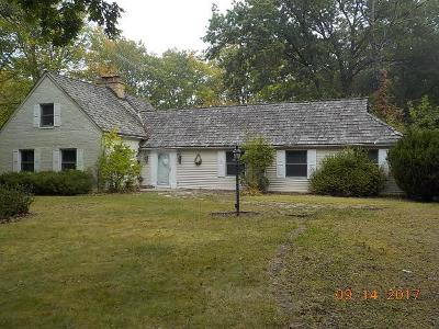 Long Grove Single Family Home For Sale: 3386 Old McHenry Road