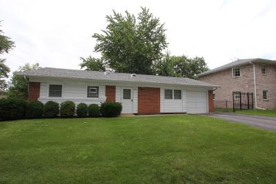 Hoffman Estates Single Family Home For Sale: 445 Aberdeen Street
