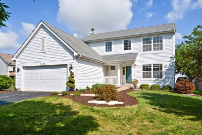 Aurora Single Family Home For Sale: 2436 Blue Spruce Lane