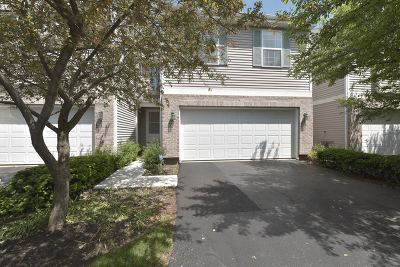 Streamwood Condo/Townhouse Contingent: 35 Colonial Court