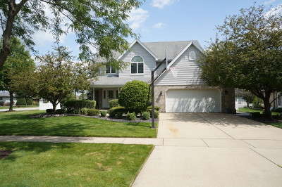 New Lenox Single Family Home Contingent: 702 Columbia Drive