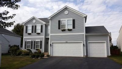 Elburn Single Family Home For Sale: 548 Stoffa Avenue